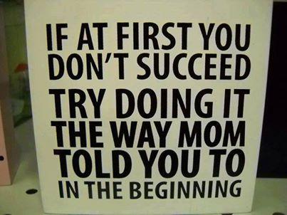 La mamma ha sempre ragione